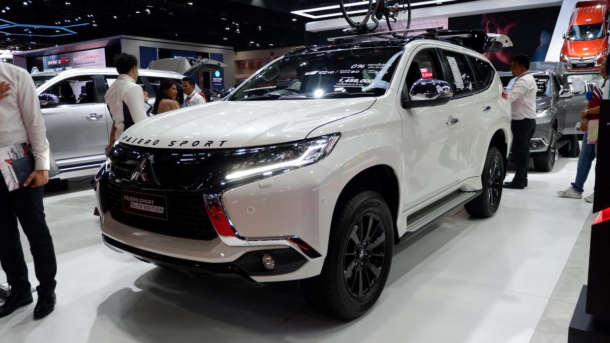 34 New 2019 Mitsubishi Pajero Research New for 2019 Mitsubishi Pajero