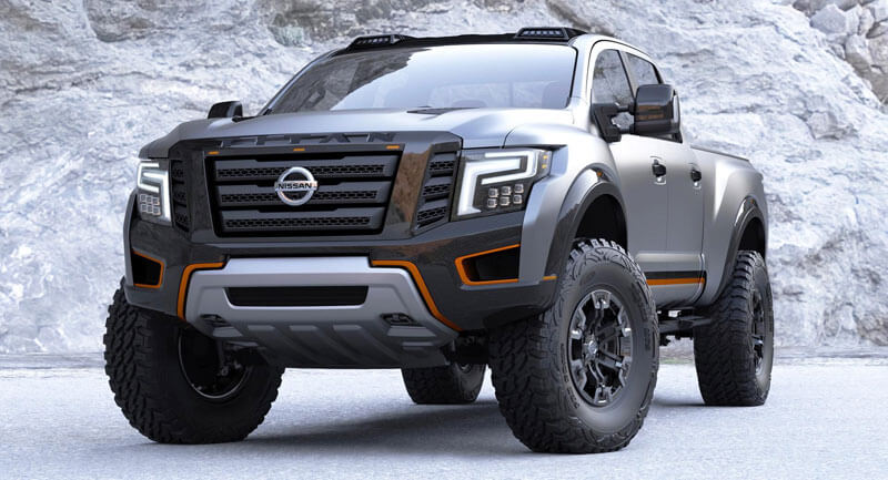34 New Nissan Trucks 2020 Price and Review for Nissan Trucks 2020