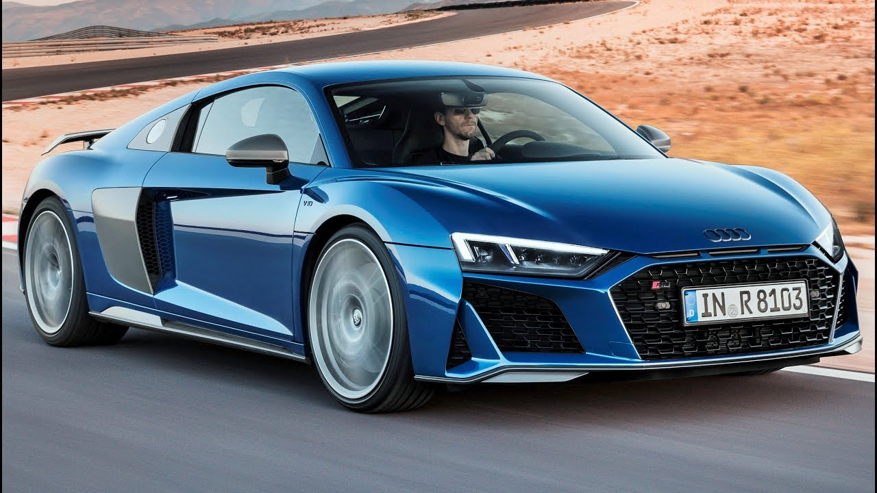 35 All New 2019 Audi R8 Research New with 2019 Audi R8
