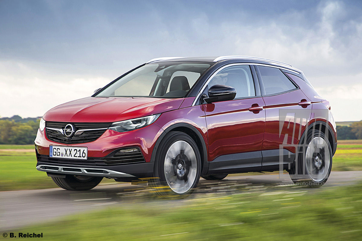 35 Best Review Opel Neue Modelle Bis 2020 Exterior by Opel Neue Modelle Bis 2020
