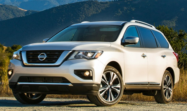 35 Concept of 2019 Nissan Pathfinder Hybrid Model with 2019 Nissan Pathfinder Hybrid