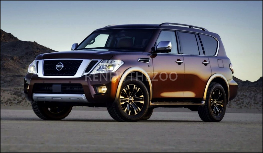 35 Gallery of 2019 Nissan Pathfinder Hybrid Spy Shoot with 2019 Nissan Pathfinder Hybrid