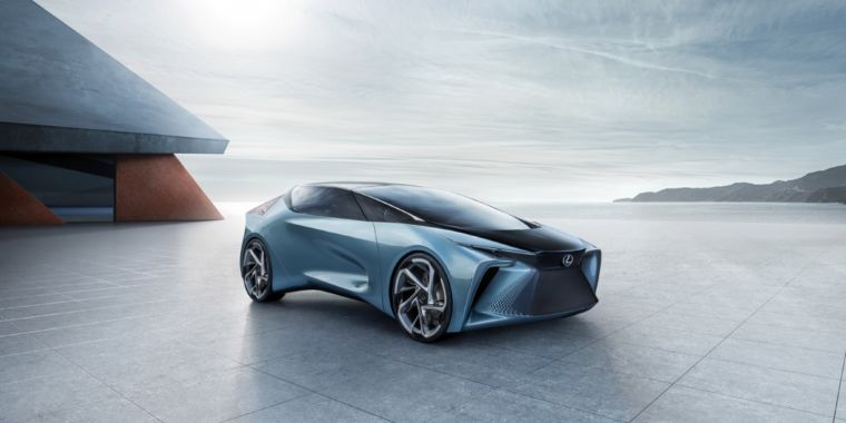 35 Gallery of Lexus Electric Car 2020 Speed Test with Lexus Electric Car 2020
