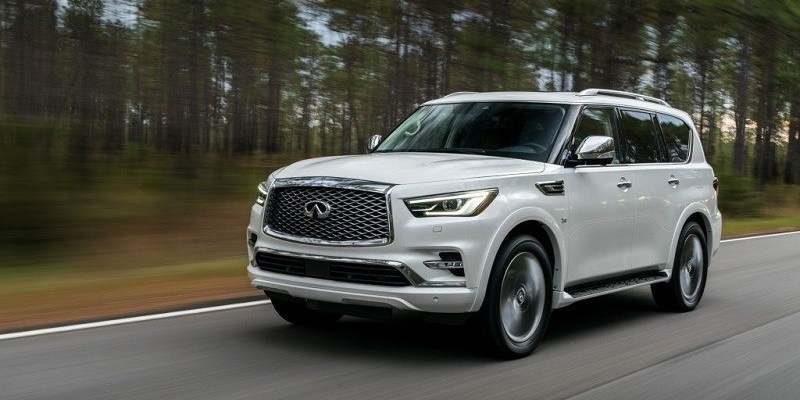 35 Great New Infiniti Suv 2020 Redesign and Concept with New Infiniti Suv 2020