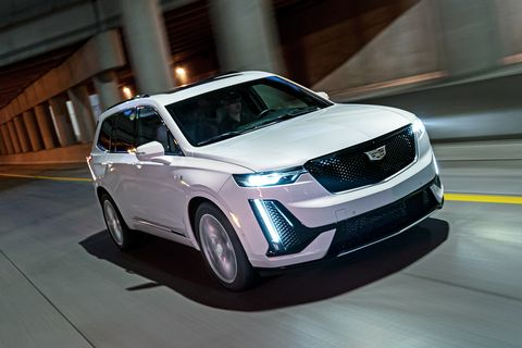 36 Best Review 2020 Cadillac Suv Lineup Exterior for 2020 Cadillac Suv Lineup