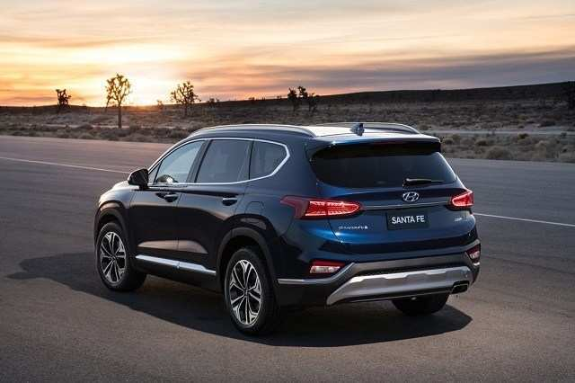 36 New 2020 Hyundai Santa Fe Release Date Redesign and Concept for 2020 Hyundai Santa Fe Release Date