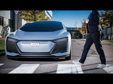 37 Concept of Audi Vision 2020 Speed Test with Audi Vision 2020