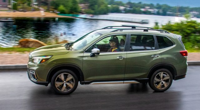 37 Concept of Subaru Forester 2020 First Drive by Subaru Forester 2020