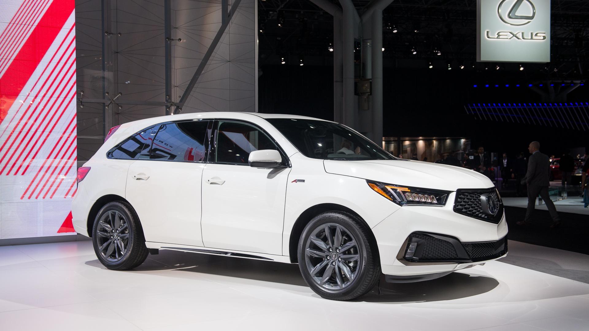 37 New 2020 Acura Mdx Ny Auto Show Price with 2020 Acura Mdx Ny Auto Show
