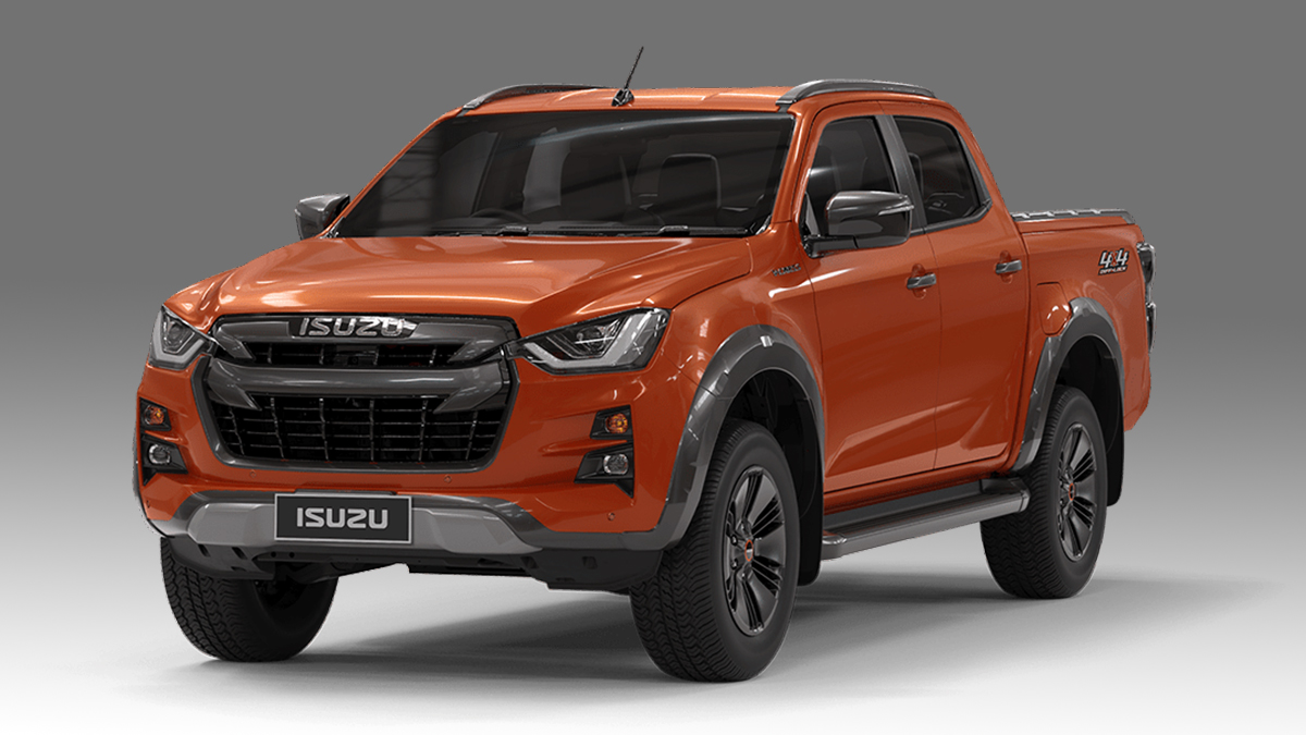 37 The 2020 Isuzu Dmax Interior with 2020 Isuzu Dmax