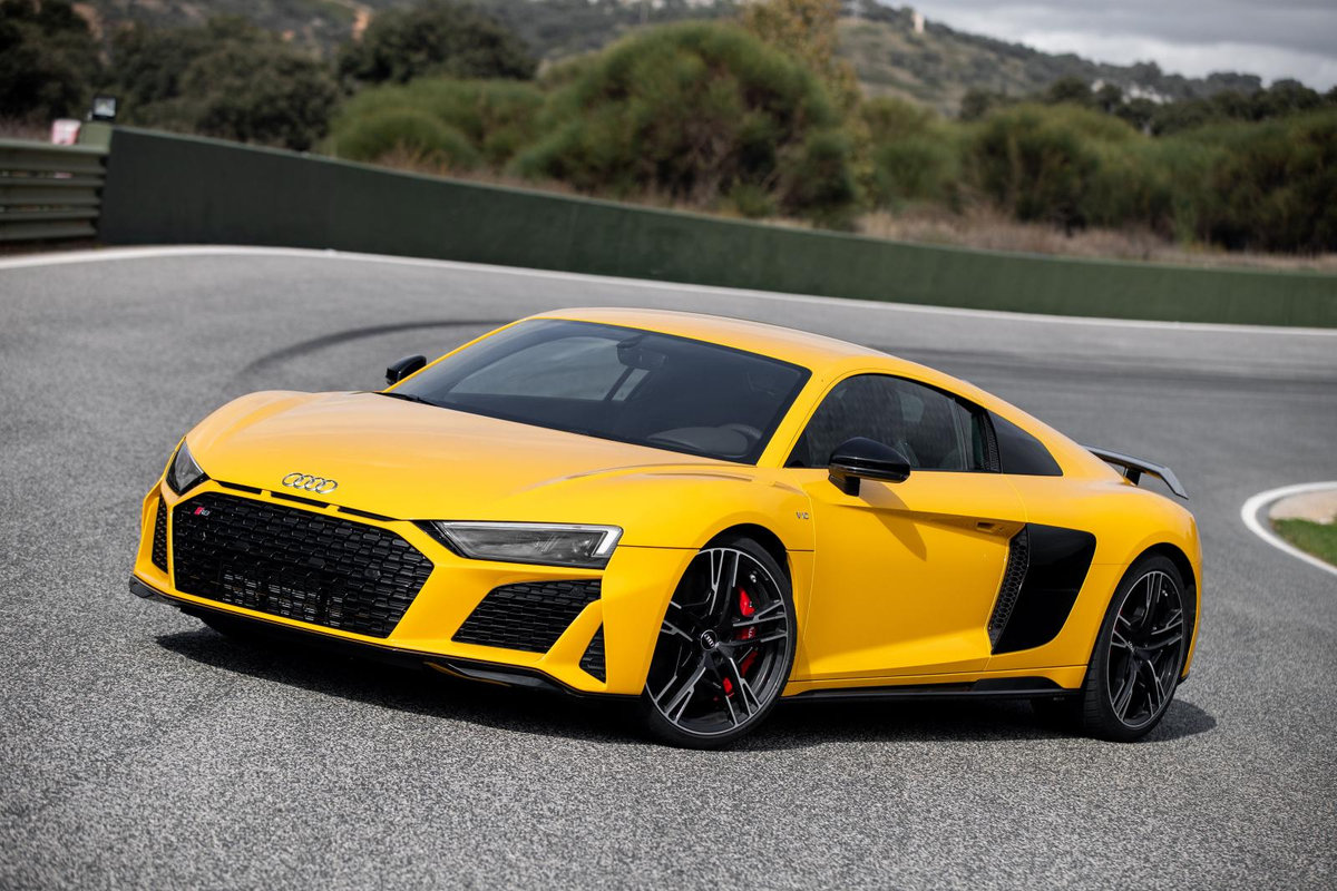 38 All New 2019 Audi R8 Performance and New Engine for 2019 Audi R8