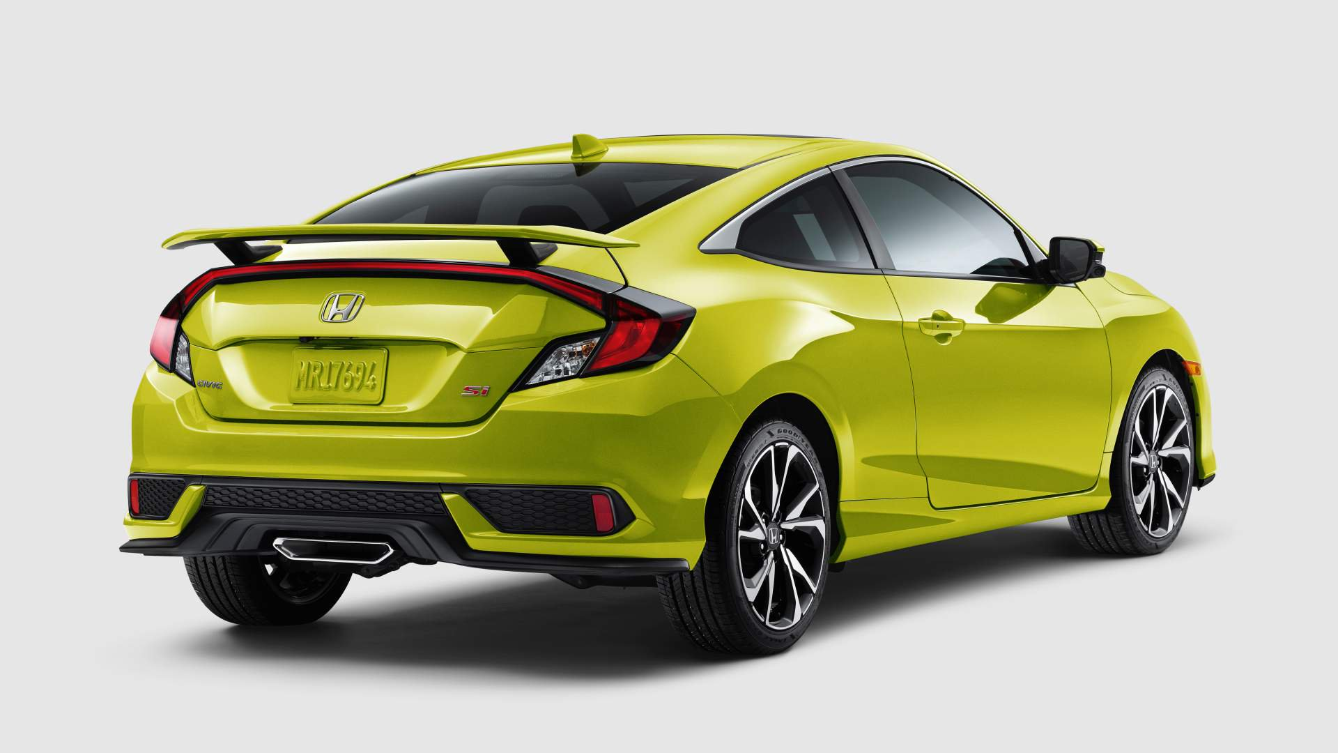 38 All New 2019 Honda Civic Si Sedan Pricing for 2019 Honda Civic Si Sedan