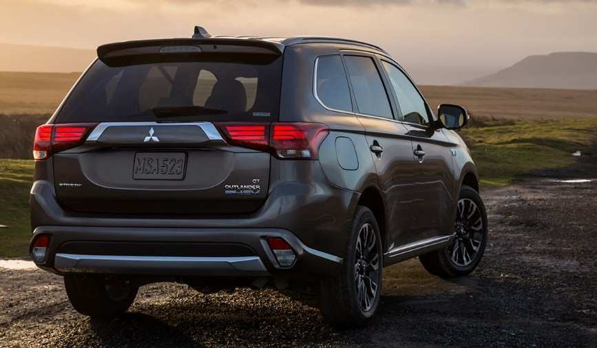 38 All New 2020 Mitsubishi Outlander Phev Usa Engine by 2020 Mitsubishi Outlander Phev Usa