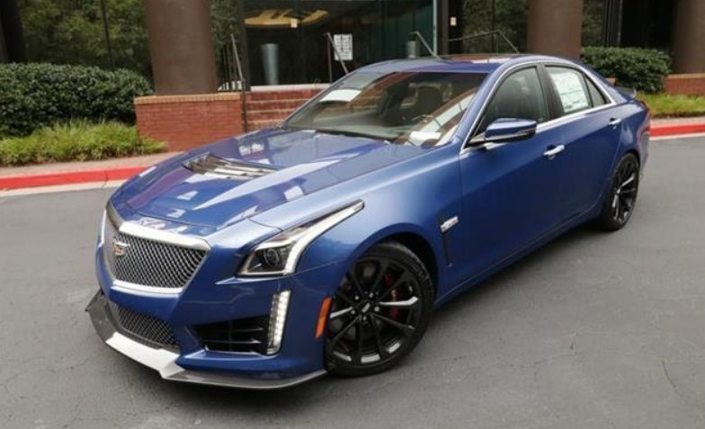 38 Best Review 2020 Cadillac Cts V Horsepower New Review with 2020 Cadillac Cts V Horsepower