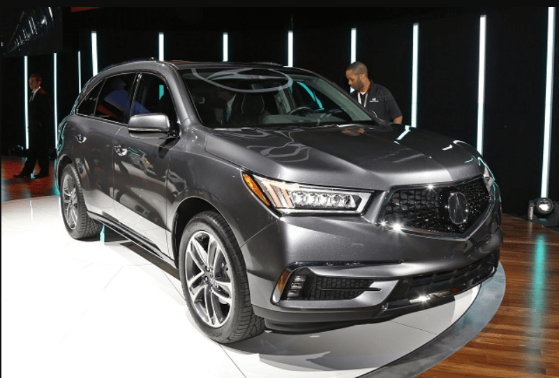 39 All New Acura Mdx 2020 Changes Style for Acura Mdx 2020 Changes