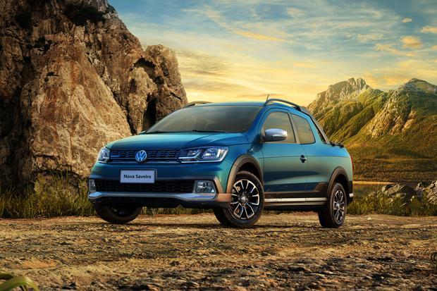 39 Best Review Volkswagen Saveiro 2020 Price by Volkswagen Saveiro 2020