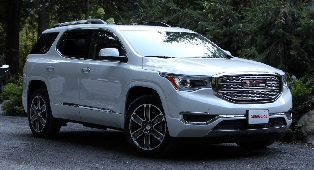 39 Concept of 2020 Gmc Acadia Mpg First Drive with 2020 Gmc Acadia Mpg