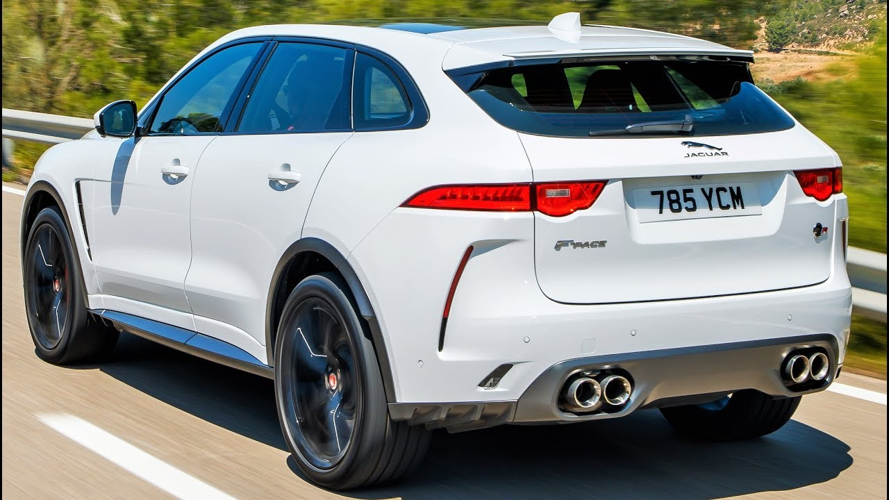 39 Gallery of Jaguar F Pace 2020 Model Redesign with Jaguar F Pace 2020 Model