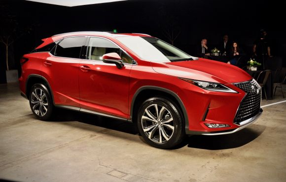 39 Great Lexus Suv 2020 Images by Lexus Suv 2020