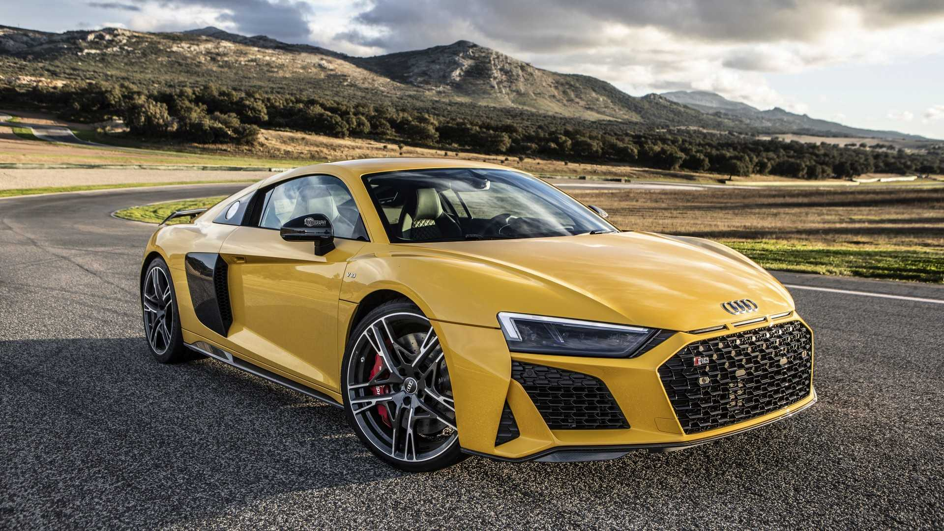 39 New 2019 Audi R8 Performance and New Engine with 2019 Audi R8