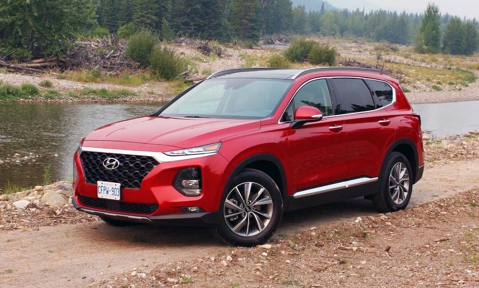 40 Best Review 2020 Hyundai Santa Fe Release Date Configurations with 2020 Hyundai Santa Fe Release Date