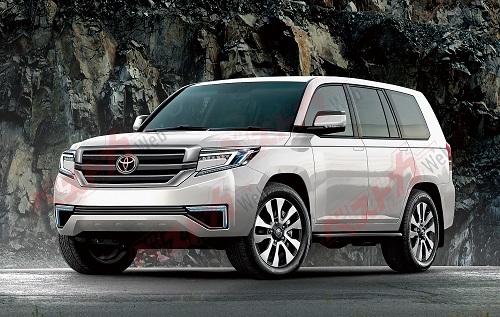 40 New Toyota Prado 2020 Model Specs and Review with Toyota Prado 2020 Model