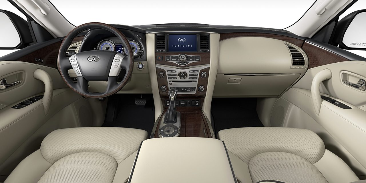 41 Best Review Infiniti Qx80 2020 Interior Redesign with Infiniti Qx80 2020 Interior