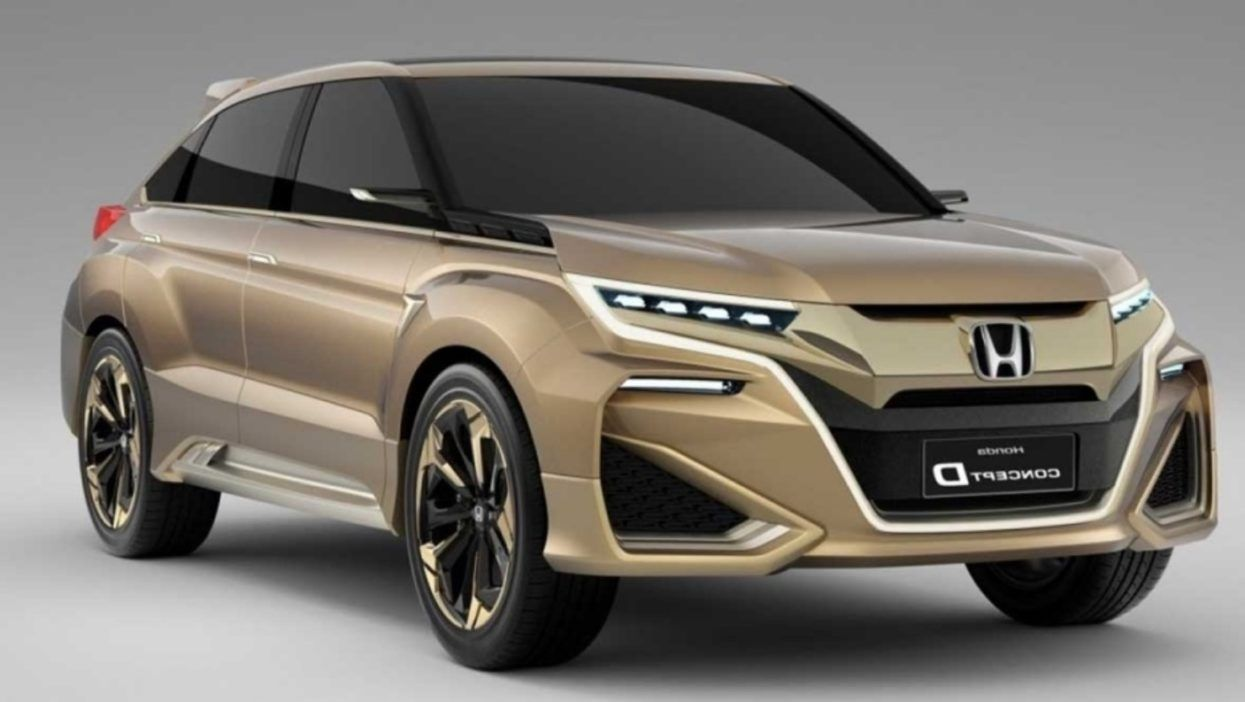 41 Gallery of 2019 Honda Crosstour Research New with 2019 Honda Crosstour