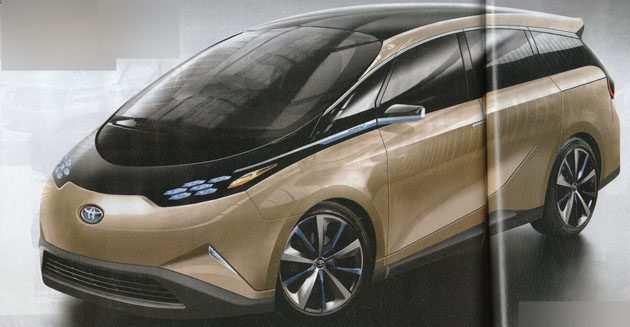 41 Great Toyota Estima 2020 Interior with Toyota Estima 2020