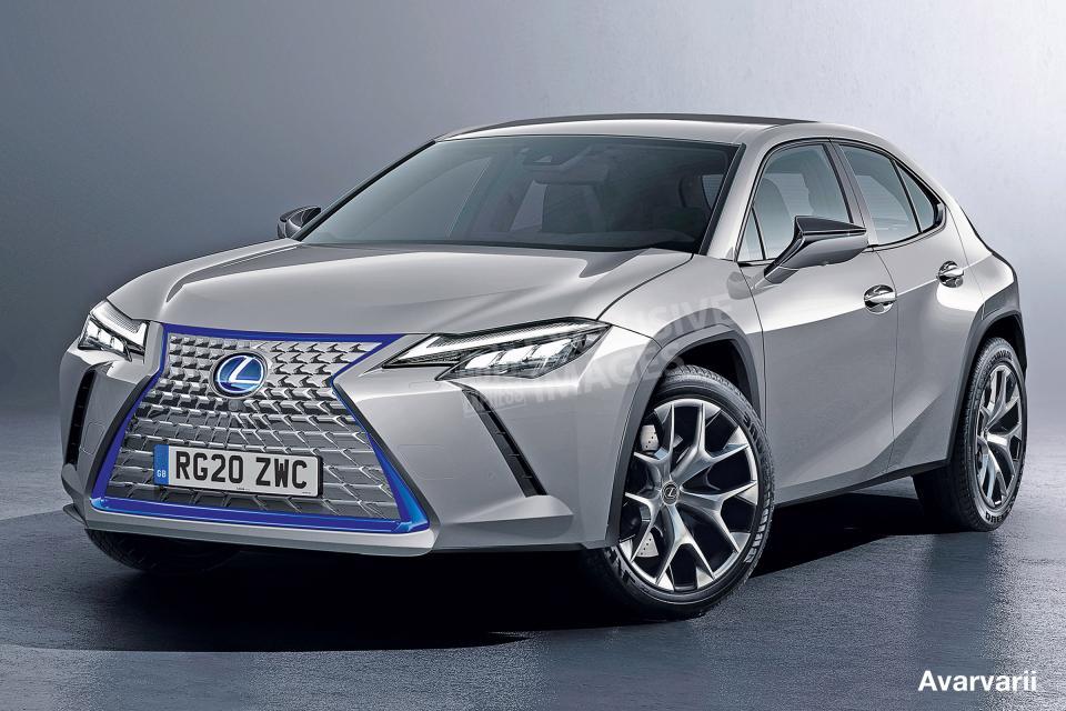 41 New Lexus Electric Car 2020 Images by Lexus Electric Car 2020