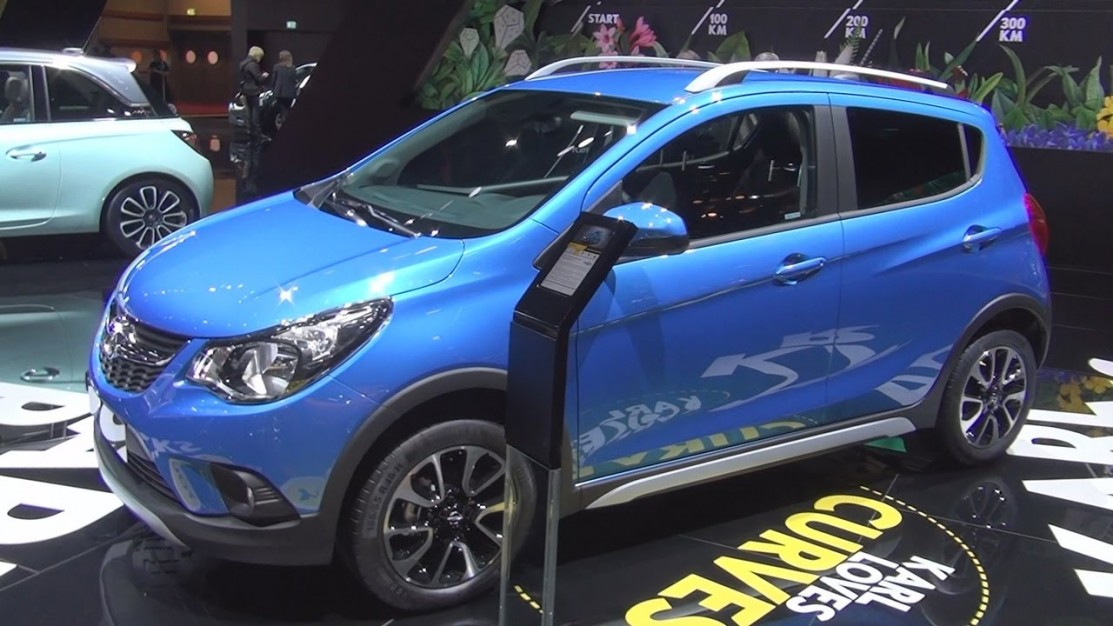 41 New Nouvelle Opel Karl 2020 First Drive with Nouvelle Opel Karl 2020