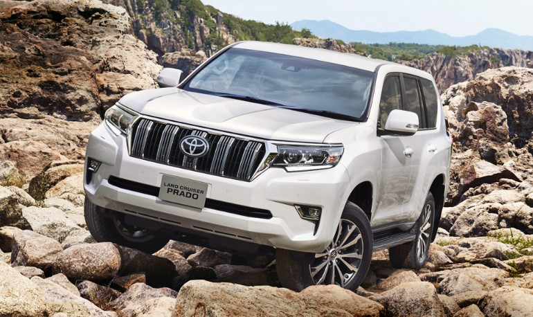 41 New Toyota Prado 2020 Research New by Toyota Prado 2020