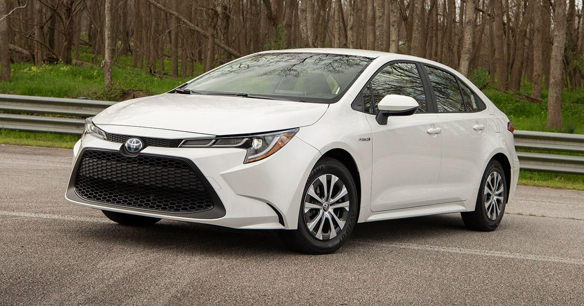 41 The Toyota Corolla Hybrid 2020 Overview for Toyota Corolla Hybrid 2020