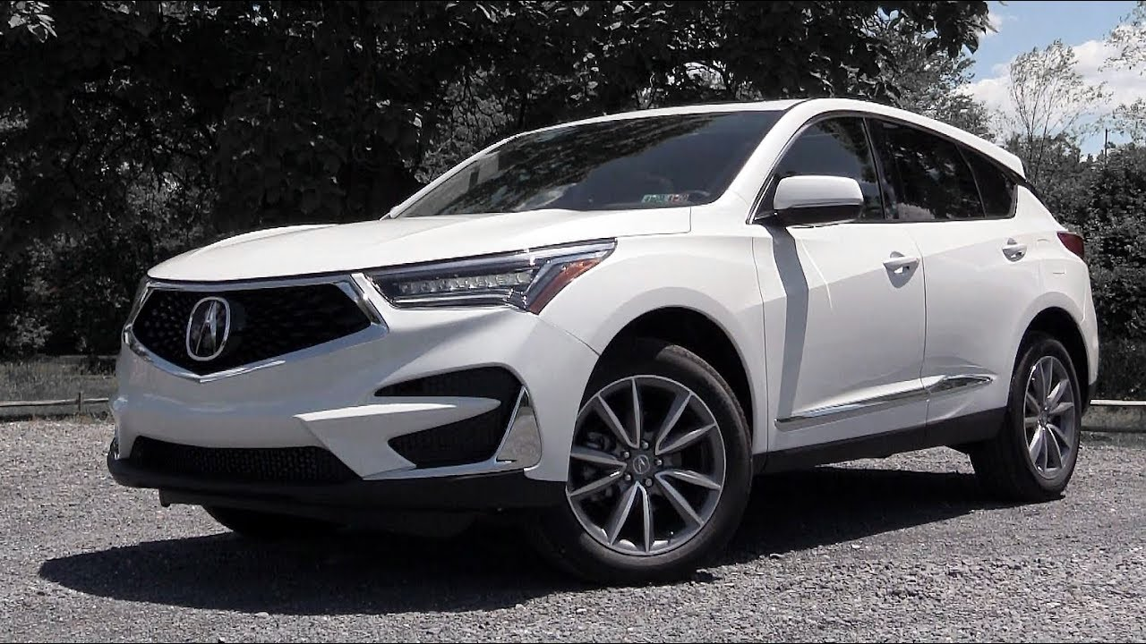 42 Best Review When Will 2020 Acura Rdx Be Released Price and Review by When Will 2020 Acura Rdx Be Released