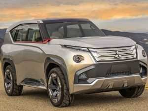 42 Concept of Mitsubishi Pajero Wagon 2020 Spy Shoot for Mitsubishi Pajero Wagon 2020
