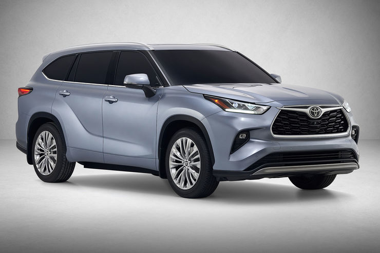42 Concept of Pictures Of 2020 Toyota Highlander Reviews by Pictures Of 2020 Toyota Highlander