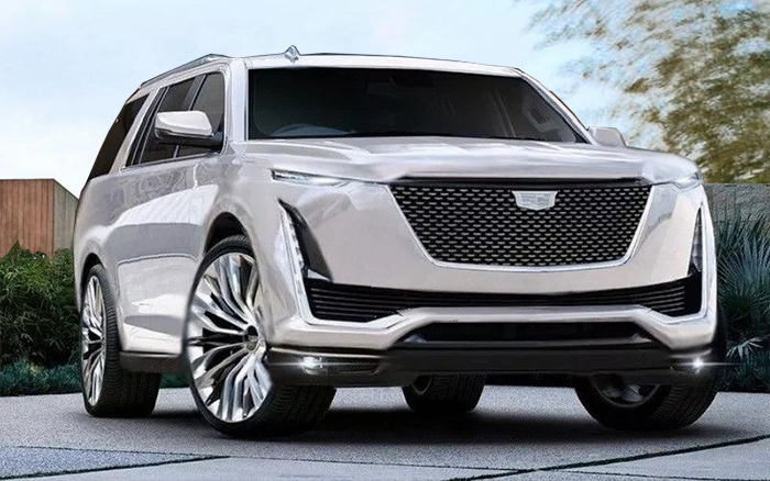 42 Gallery of 2020 Cadillac Escalade News Redesign for 2020 Cadillac Escalade News