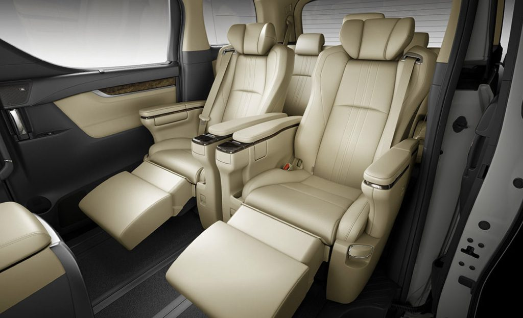 42 The 2019 Toyota Alphard First Drive by 2019 Toyota Alphard