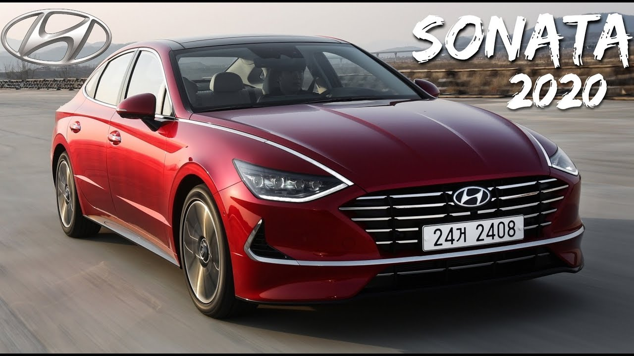 42 The Hyundai Sonata 2020 Review by Hyundai Sonata 2020