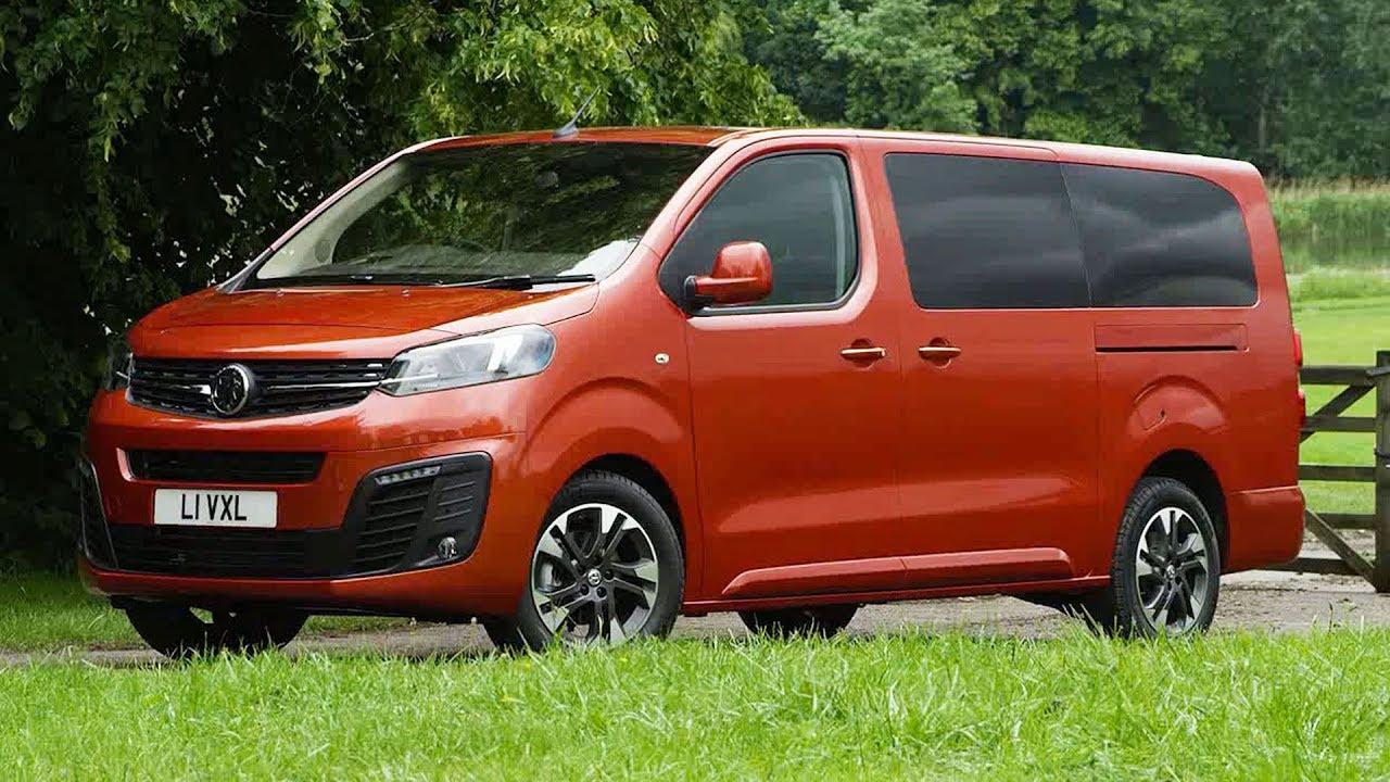 43 Concept of Opel Vivaro 2020 Photos with Opel Vivaro 2020