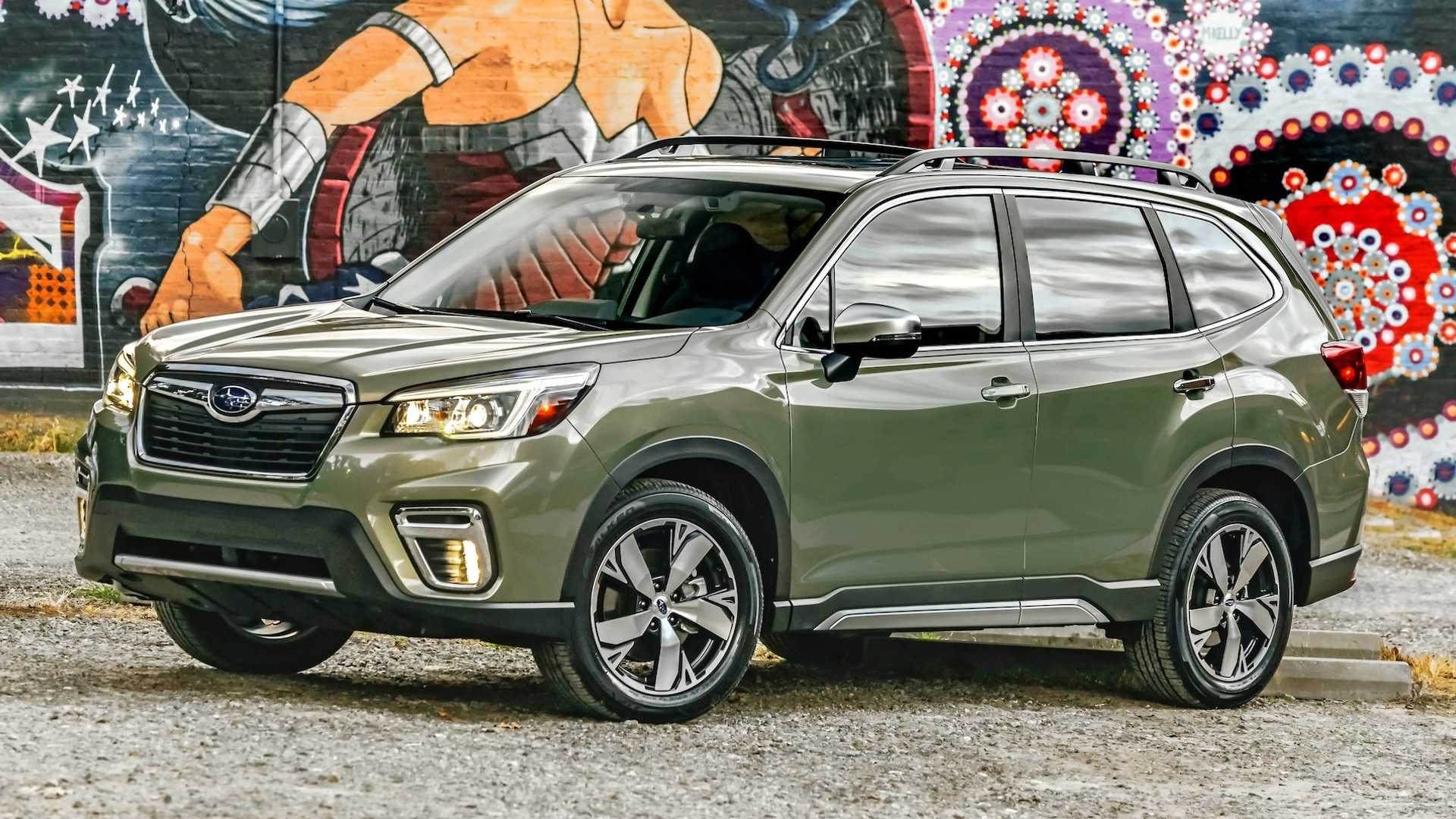 43 Concept of Subaru Forester 2020 New Concept for Subaru Forester 2020