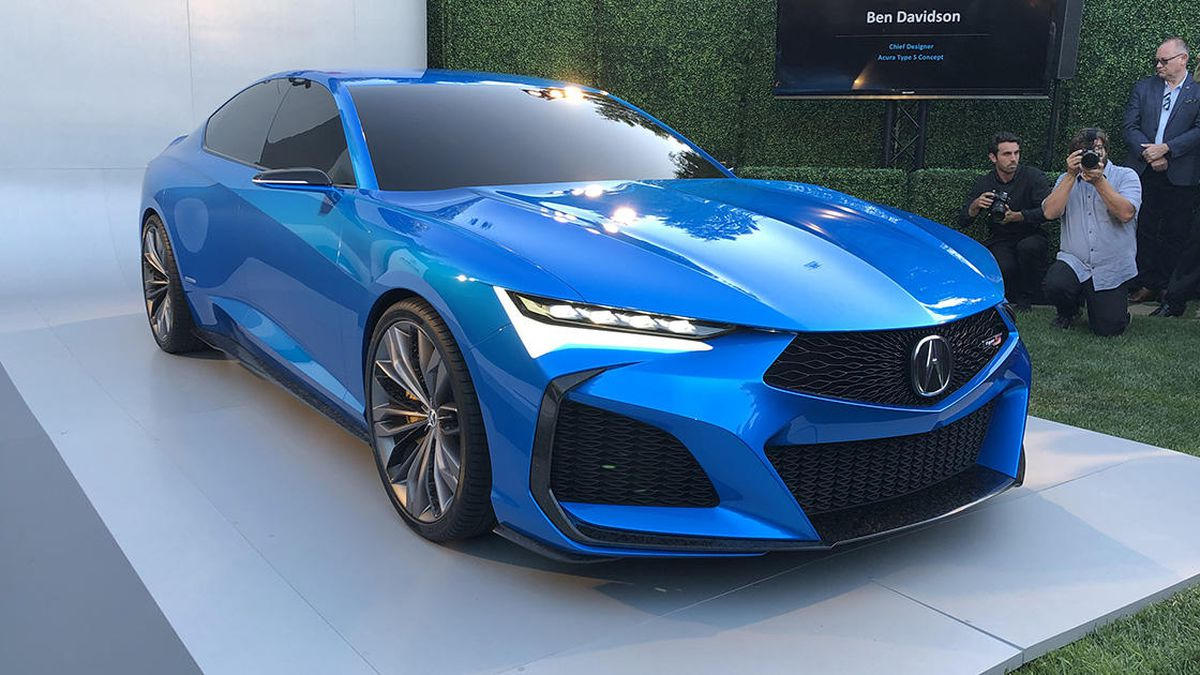 43 New 2020 Acura Tlx Type S Price Style by 2020 Acura Tlx Type S Price