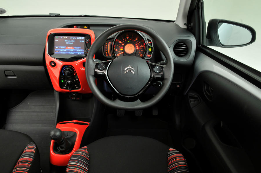 43 The 2019 Citroen C1 Engine with 2019 Citroen C1
