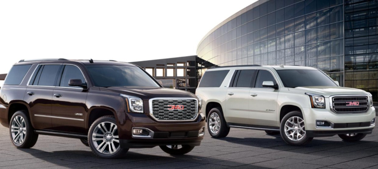 43 The Gmc Yukon 2020 Release Date Performance and New Engine by Gmc Yukon 2020 Release Date