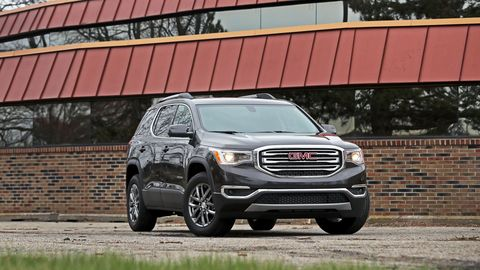 44 All New 2020 Gmc Acadia Mpg Interior by 2020 Gmc Acadia Mpg