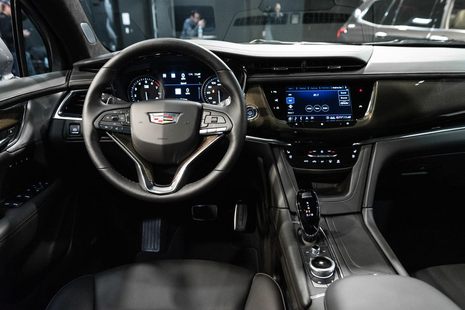 44 Concept of 2020 Cadillac Xt6 Interior Exterior and Interior with 2020 Cadillac Xt6 Interior