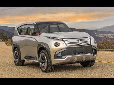 44 Great 2020 All Mitsubishi Pajero History by 2020 All Mitsubishi Pajero