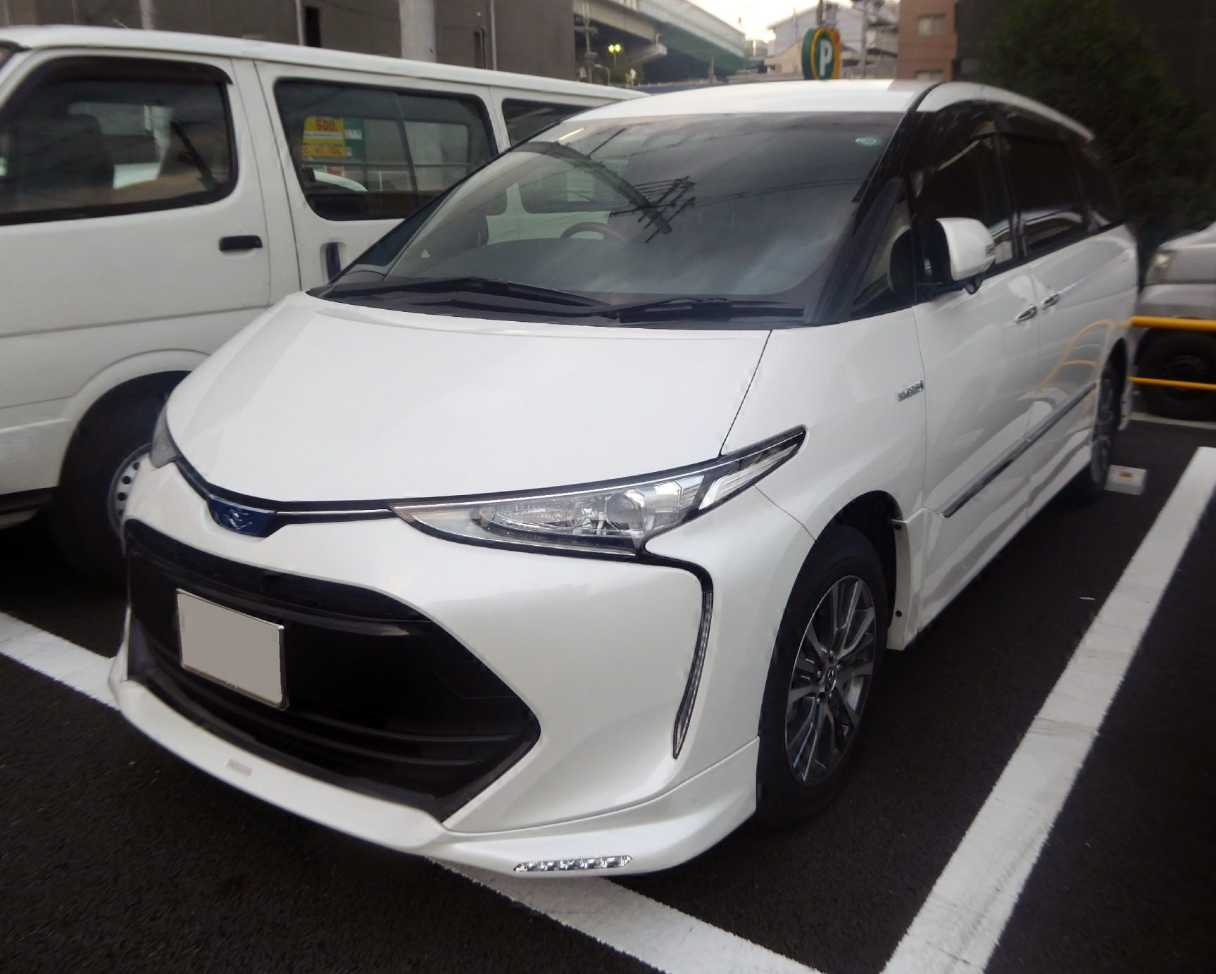 44 New Toyota Estima 2020 Exterior and Interior with Toyota Estima 2020