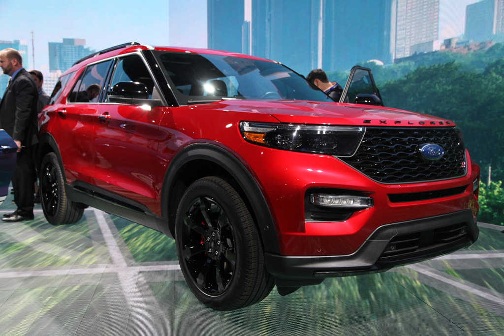45 Best Review Ford Hybrid Explorer 2020 Release by Ford Hybrid Explorer 2020