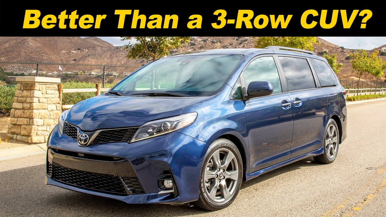 45 Best Review Toyota Minivan 2020 Specs and Review with Toyota Minivan 2020